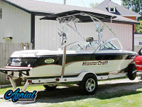 2000 MasterCraft Pro-Star 205 with Assault Tower