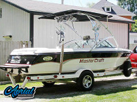 2000 MasterCraft Pro-Star 205 with Assault Wakeboard Tower