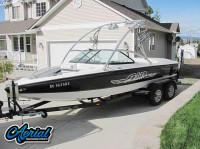 2000 Centurion Eclipse Vdrive with Assault Wakeboard Tower