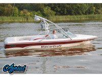 2000 mastercraft prostar 190 with Assault Tower