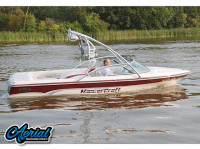 2000 Mastercraft Prostar 190 with Assault Wakeboard Tower