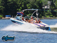 94 Mastercraft Maristar 225VRS with Assault Tower