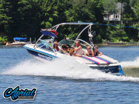 1994 Mastercraft 225VRS with Assault Wakeboard Tower