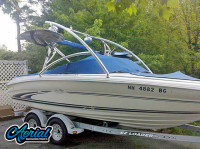 1999 Sea Ray 190 Bowrider with Assault Wakeboard Tower