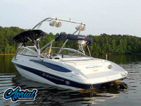 2009 Crownline 195SS with Assault Tower