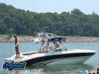2004 Sea Ray 220 Bowrider with Assault Tower