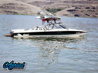 1995 Tige pre 2000 with Assault Wakeboard Tower