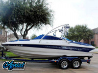 2005 Crownline 225 GLS with Assault Tower