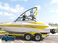 2008 Crownline 200 LS with Assault Tower