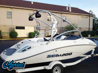2006 Seadoo Challenger 180 SC with Assault Tower