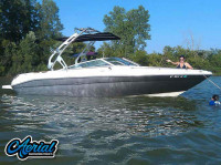 1993 Sea Ray 240BR with FreeRide Wakeboard Tower
