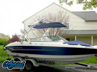 2004 Crownline 220 with FreeRide Tower