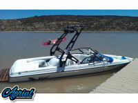1998 Tige 2200iwt with FreeRide Wakeboard Tower