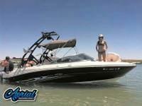 2005 SeaRay select 200 with FreeRide Tower