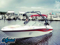 2000 Four Winns 210 horizon with FreeRide Wakeboard Tower