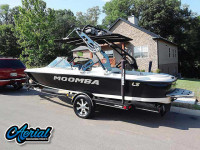 2001 Moomba Outback LS with FreeRide Tower