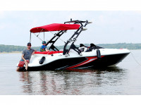 1997 Seadoo Challenger 1800 with FreeRide Tower