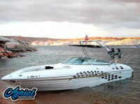 2000 Mariah Z302 with FreeRide Wakeboard Tower