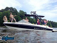 2011 Bayliner 195 with FreeRide Tower