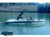 1997 Malibu Response LX with FreeRide Wakeboard Tower