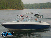 1992 Crownline BR196 with K2 Wakeboard Tower