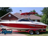 2008 Caravelle 237 LS with K2 Tower
