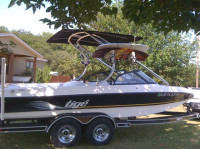 2001 Tige 21i  with K2 Tower