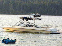 1999 Tige 2200i with K2 Wakeboard Tower