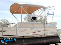 2006 Sunchaser 8524CR, 90EFI Mercury 4stroke with F250 Pontoon Tower