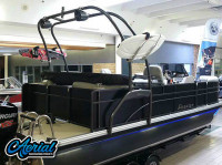 2014 Premier 220 Sunsation  with F250 Pontoon Tower