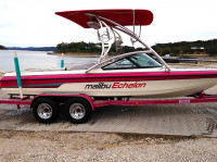 1994 Malibu Echelon with Assault Wakeboard Tower