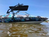 1996 Regal Valanti 202SE with Freeride Wakeboard Tower