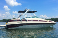 2003 Crownline 239DB with Freeride Tower