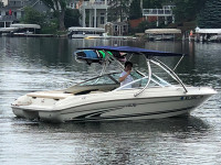 1999 Sea Ray 185 with Ascent Tower