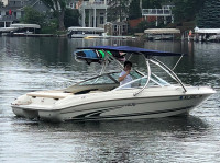 1999 Sea Ray 185 with Ascent Wakeboard Tower