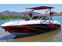 1996 Four Winns Horizon 220 with Assault Wakeboard Tower