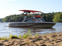 2005 Nautique 206 Limited with Assault Tower
