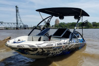 2000 Bayliner Capri with Assault Tower