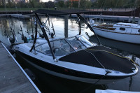 2011 Bayliner 185BR with Ascent Tower