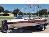 1995 Correct Craft Ski Nautique with Airborne Tower