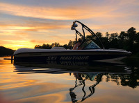1998 Ski Nautique with Ascent Wakeboard Tower