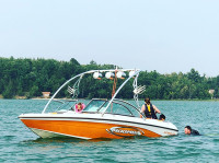 2004 Moomba Outback LSV with Assault Tower