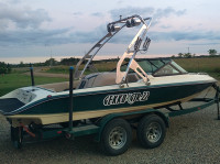 1999 Gekko with Freeride Wakeboard Tower