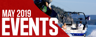 Upcoming Wakeboarding Events for May 2019