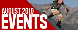 ​Upcoming Wakesport Events for August 2019