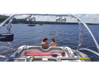 2009 Yamaha SX210 with Assault Wakeboard Tower