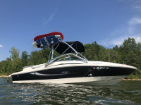 2010 Sea Ray 195 Sport with Airborne Wakeboard Tower