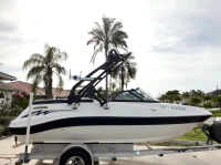 2005 Sea Doo Utopia 185 with Freeride Wakeboard Tower