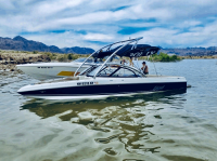 2001 Tige 21i with Assault Wakeboard Tower
