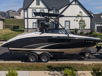 2015 Yamaha SX240 with Assault Wakeboard Tower
